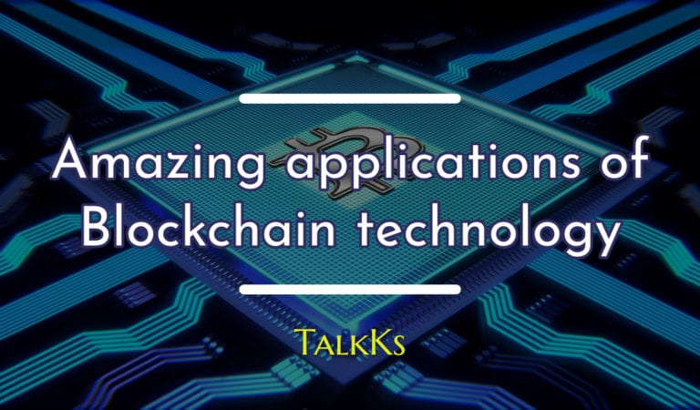 Amazing applications of Blockchain technology beyond cryptocurrency
